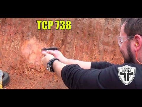Pistola Taurus TCP 738
