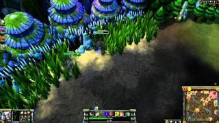League of Legends - Tryndamere Jungle PoV (7th Jan 2012)