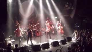 Calexico -  Crystal Frontier (live at Fix Factory of Sound, Thessaloniki)