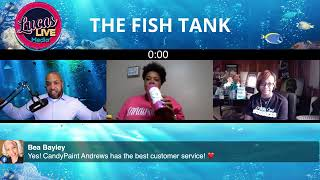 The Fish Tank: Season 1 Ep. 3 Boxing, Beauty and Candi Painted Gifts