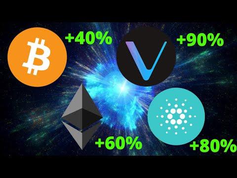 Bitcoin (BTC), Vechain (VET), Digibyte (DGB), Ethereum (ETH) | Crypto Analysis