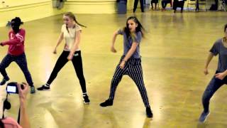 Gambar cover HERE IT IS   Flo Rida Ft. Chris Brown   Richmond Urban Dance   Joi Collins Choreography