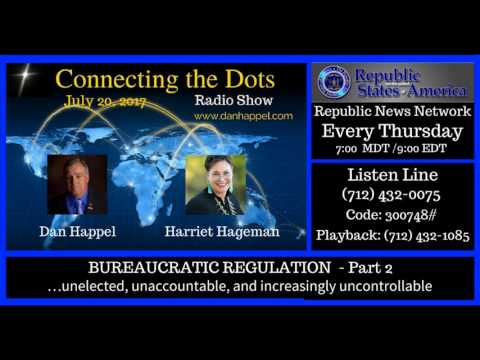 Bureaucratic Regulation Part 2 (The 4th Branch of Government)