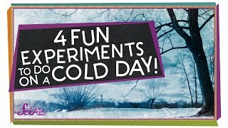 4 Things to Do When It's Too Cold Outside!