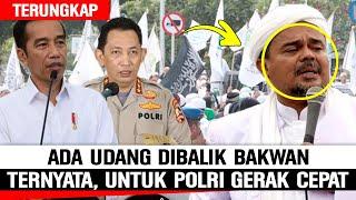 Download BERITA TERBARU HARI INI ~ ADA UDANG DIBALIK BAKWAN.! TERNYATA INI RENC4NA FPI.? POLRI GERAK CEPAT..!