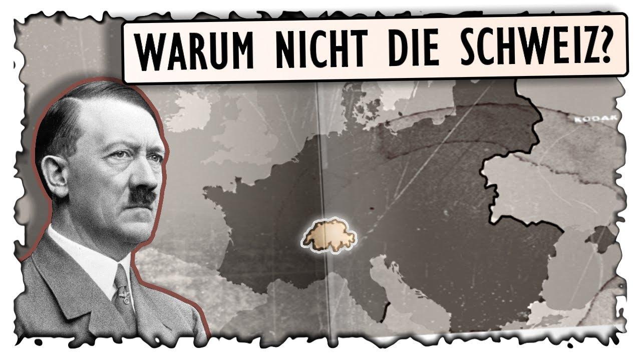 Weshalb blieb die Schweiz verschont? | Zweiter Weltkrieg