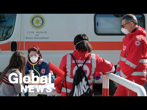 Coronavirus outbreak: Italy, Spain show signs of COVID-19 slowdown, China reflects on pandemic