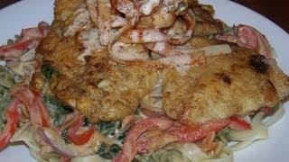 Chicken Provancale, Fettuccine 2/4 Chef John The Ghetto Gourmet