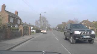 Chapel St Leonards, Lincolnshire - by car