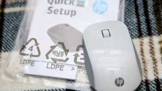 hp Z5000 Bluetooth mouse - photo show