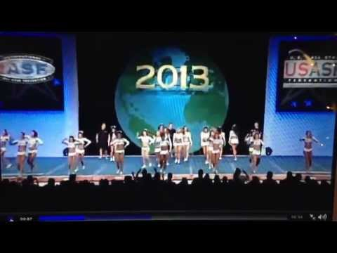 Vancouver all stars Ice Queens WORLDS 2013