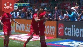 tijuana vs toluca semifinal