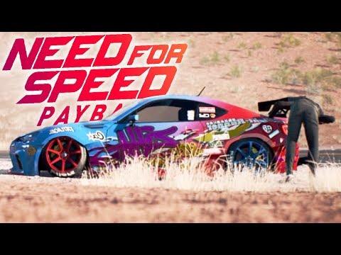 AS CURVAS INFINITAS DO DRIFT | Need for Speed Payback | Velozes e Furiosos - Parte 2