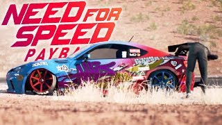 O DRIFT NA CURVA GIGANTE | Need for Speed Payback | Velozes e Furiosos - Episódio 2