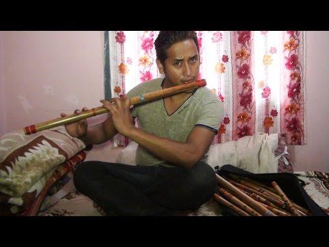 Ramdi Pul Tareni Biteki Basuri Ko Dhun By Dinesh Pun Myagdi