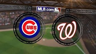 7/5/14: Gonzalez blanks the Cubs as Nats