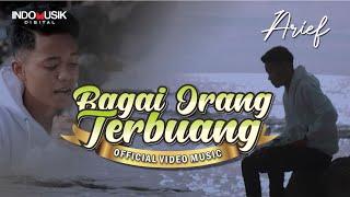 Arief - BAGAI ORANG TERBUANG | Lagu Pop Melayu Terbaru