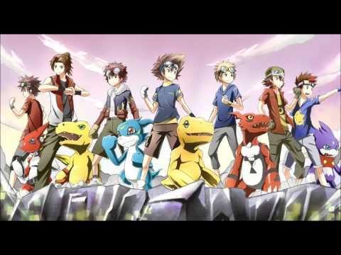 Digimon - Brave Heart (1 Hour Non-stop Remix)