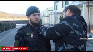 Рамзан Кадыров наградил Ильяса Эдилова орденом Кадырова