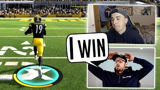 I challenged YoBoyPizza to a game, and he accepted!