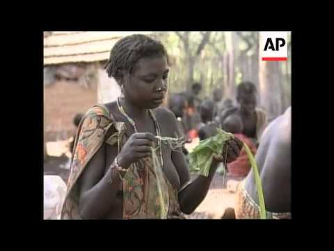 Sudan/Kenya - Aid is not reaching famine victims
