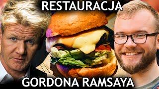 Restauracja Gordona Ramsaya - recenzja! Lepsza od Magdy Gessler i Atelier Amaro?   GASTRO VLOG #285