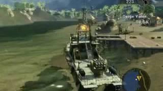 Mercenaries 2 World in Flames PC Gameplay