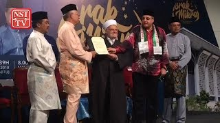 Malaysia commended for assisting Palestinian Muslims