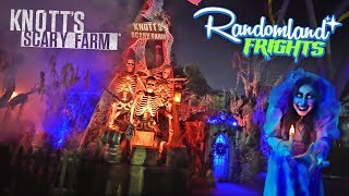 Knott's Scary Farm! The ORIGINAL Halloween Haunt! Inside the Mazes and MORE!
