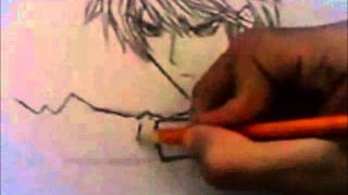Drawing Seto Kaiba