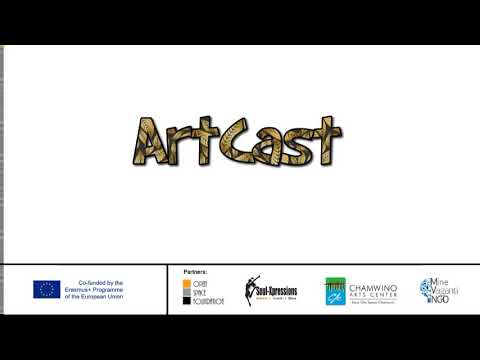 ARTCAST - Radio Podcast #10 From Bulgaria to Africa