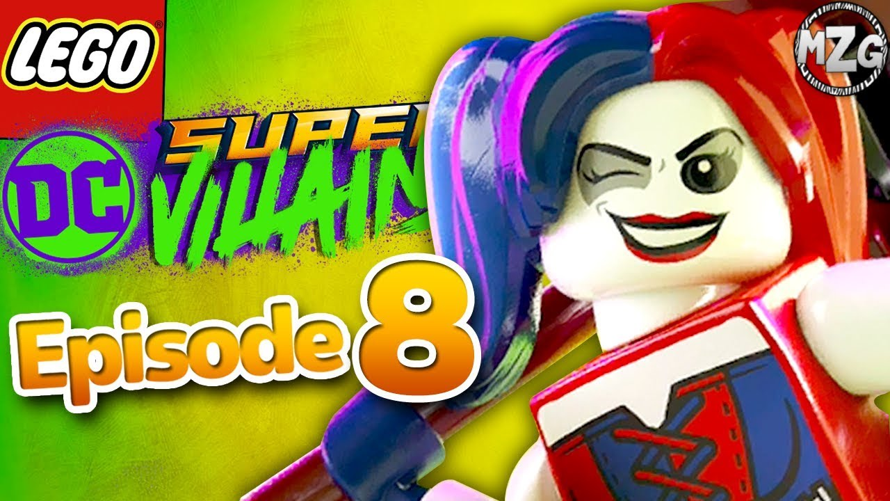 LEGO DC Super Villains Gameplay Walkthrough - Episode 8 ...