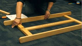 Demo - How To Construct A Tilting Studio Easel By Mont Marte
