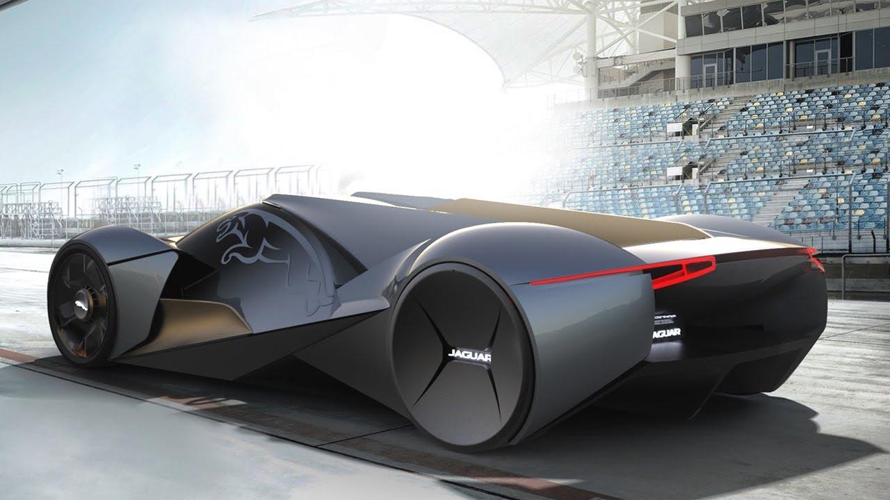 Future Jaguar Xjr18 Concept Youtube