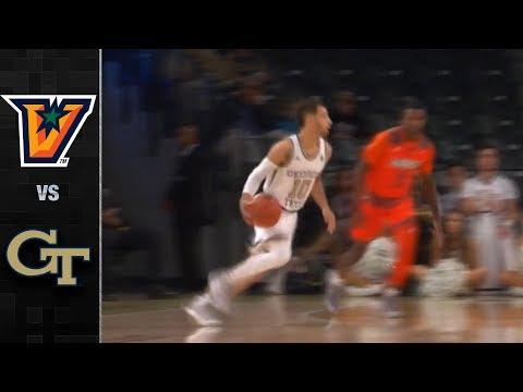UTRGV vs. Georgia Tech Basketball Highlights (2018-19)