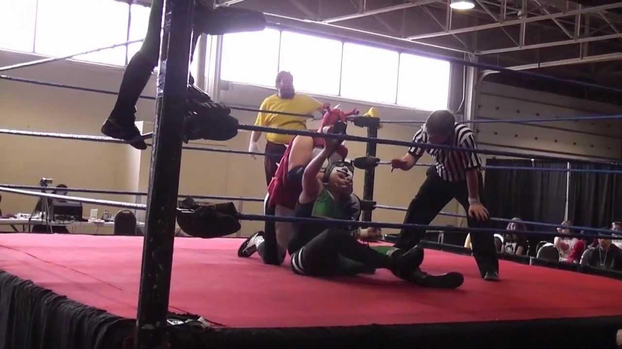 [Convention Hopper] Anime North 2011 - Anime Pro Wrestling