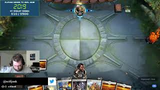 12/18/2019 Magic: The Gathering Arena #RazerStreamer
