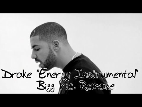 DRAKE - ENERGY INSTRUMENTAL (BIGG VIC REMAKE) | APPLE LOGIC PRO X