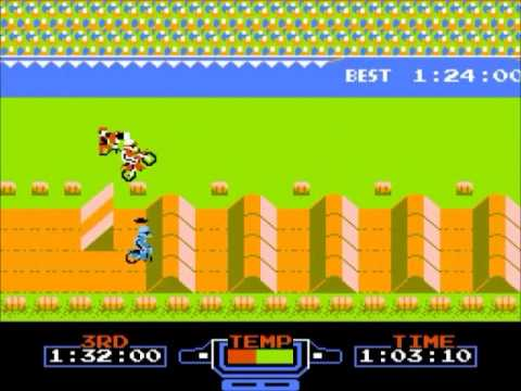 1983-84】エキサイトバイク【FC...