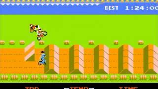 【1983-84】エキサイトバイク【FC】