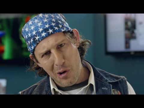 Aruba Networks: Derrick the Dude - Mobile Engagement