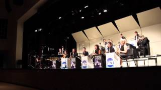 dgn jazz ensemble jazz in the park 2014