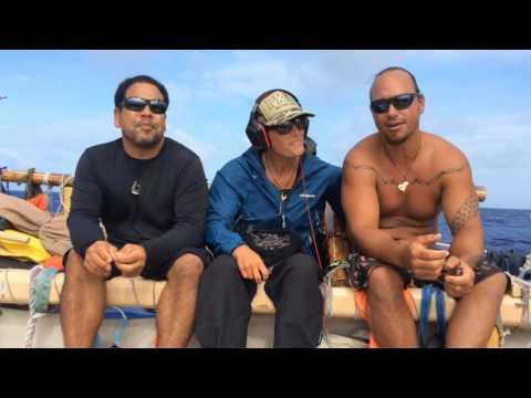 Hōkūleʻa Update | June 3, 2017: Kaʻiulani Murphy