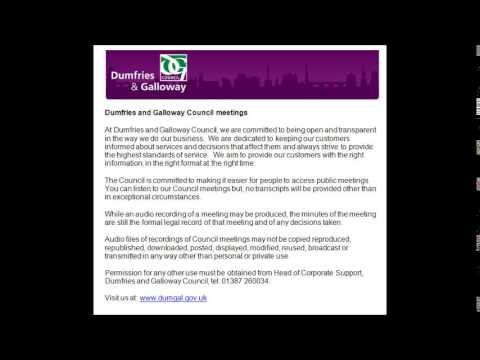 Audio of Planning Applications Committee - 27 May 2015