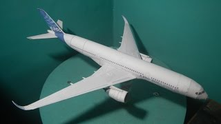 Airbus A350 Papercraft