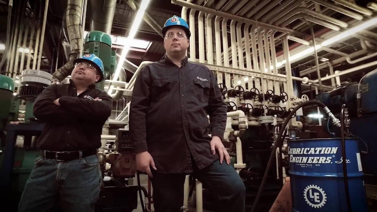 Gear Oil | Industrial Gear Oil | Lubrication Engineers