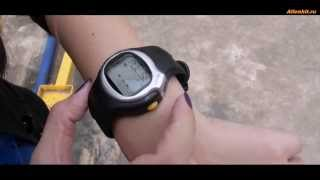 Гаджет-часы с пульсометром и счетчиком калорий
