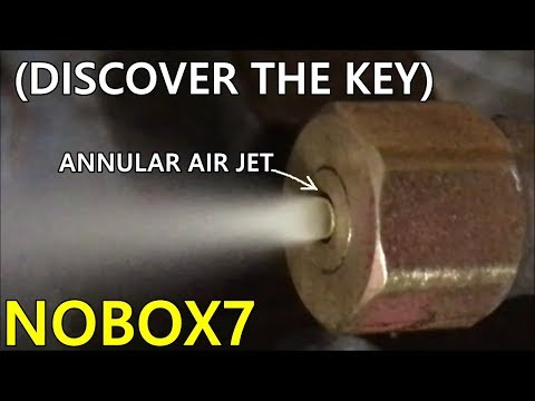 Waste Oil Burner Nozzle Design Principle MASTERED (DIY) prt1