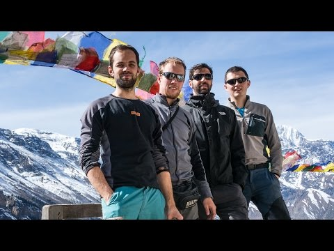 Nepal 2014 - Himalájský Annapurna Circuit Trek