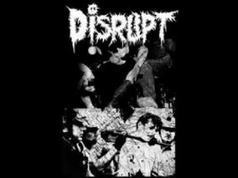 DISRUPT - Live In New Jersey 1991 ( FULL )